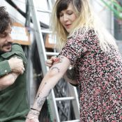 Daphné Bürki, ultra-tatouée : ''On doit me prendre comme je suis''