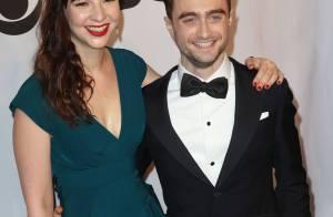 Daniel Radcliffe : Premier tapis rouge avec sa belle Erin face à Sting, amoureux