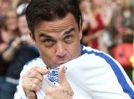 Robbie Williams : José Mourinho fait le show devant le chanteur engagé et blessé
