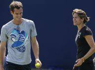 Amélie Mauresmo et Andy Murray : Sourires et soleil pour une première réussie