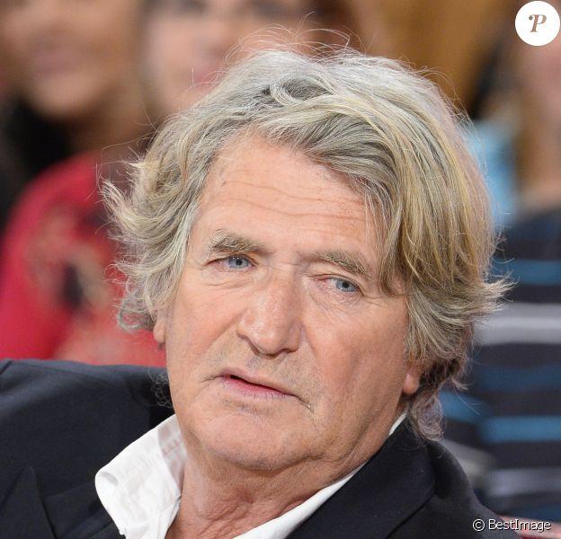 """Olivier de Kersauson - Enregistrement de l'émission """"Vivement Dimanche"""", diffusée le 15 décembre 2013."""
