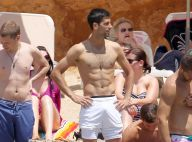 Novak Djokovic : Enterrement de vie de garçon loin de sa belle Jelena