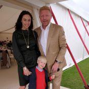 Boris Becker et sa belle Lilly : Famille unie autour de l'adorable Amadeus