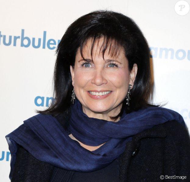 Anne Sinclair à Paris, le 18 mars 2013.