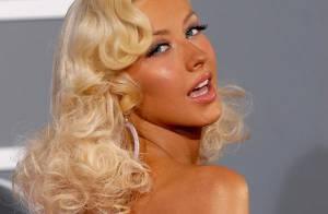 VIDEO : Christina Aguilera, sublime et pleine d'inspiration !