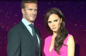 Victoria et David Beckham : 15 ans de mariage figés dans la cire...
