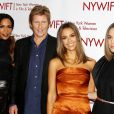 "Michelle Williams, Denis Leary, Jessica Alba et Rose Byrne lors de la soirée ""Women In Film And Television 'Designing Women' Awards"" à New York le 18 juin 2014"