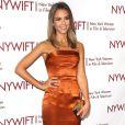 """Jessica Alba (portant une robe Vivienne Westwood) lors de la soirée """"Women In Film And Television 'Designing Women' Awards"""" à New York le 18 juin 2014"""