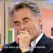 Gérard Holtz au bord des larmes avec ses fils : ''Je suis fou de mes garçons''