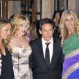 Melanie Griffith et Ben Stiller lors du 60e Taormina Film Festival en Italie le 19 juin 2014