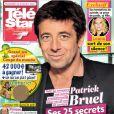 Magazine Télé Star sorti le 23 juin 2014.