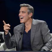 George Clooney à 17 ans : Déjà séducteur, en short, torse nu et musclé