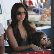 Roselyn Sanchez (''Devious Maids'') : Sa fille Sebella grandit à vue d'oeil !