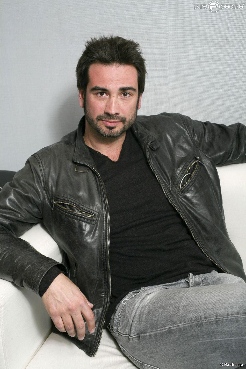 Portrait de Frédéric Lerner mars 2014.