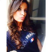 Malika, Marine, Mareva... : Des Miss France sexy, fans des Bleus jusqu'à Tahiti