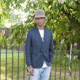 Pharrell Williams assiste à la Summer Party annuelle de la Serpentine Gallery. Londres, le 1er juillet 2014.