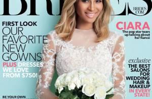 Ciara : Future mariée sublime, la jeune maman se livre sur le jour J
