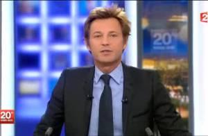 Mort de Benoît Duquesne : Laurent Delahousse, endeuillé, lui rend hommage...