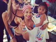 Christina Milian, remise de sa rupture, s'éclate avec Paris Hilton et Amber Rose