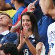 Ludivine Sagna lors du match France - Nigéria à Brasilia, le 30 juin 2014