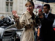 Fashion Week : Louise Bourgoin admire Conchita Wurst chez Gaultier