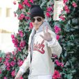 Justin Bieber le 10 mai 2014 à West Hollywood