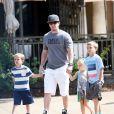 Mark Wahlberg à Los Angeles, le 3 juillet 2014.
