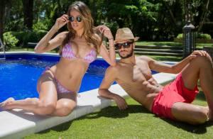 Vanessa et Julien (Les Anges 6) quittent Twitter : Leurs plus belles photos !