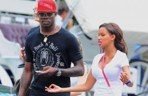 Mario Balotelli : Relations tendues avec sa fiancée Fanny Neguesha