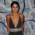 Selena Gomez lors d'une soirée à l'Ischia Global Film And Music Festival 2014 le 19 juillet 2014.