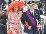 Philippe et Mathilde de Belgique : Leurs enfants au top pour la fête nationale