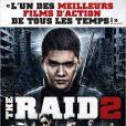Affiche du film The Raid 2.