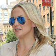 Kate Hudson à New York le 22 juillet 2014.