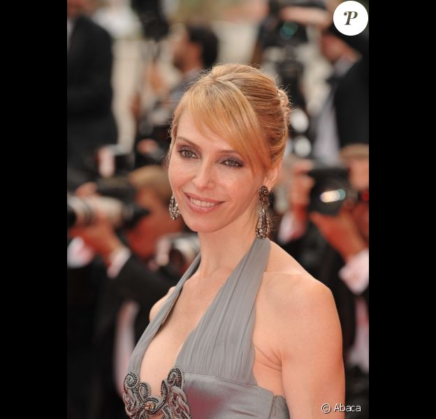 Tonya Kinzinger en mai 2012 à Cannes
