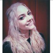 Solweig Lizlow : L'ex-Miss Météo du ''Grand Journal'' est devenue blonde !