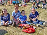 Warwick Davis, 44 ans : Papa poule aux anges avec sa femme et ses deux enfants
