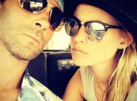 Adam Levine et Behati Prinsloo : Lune de miel relax pour les jeunes mariés