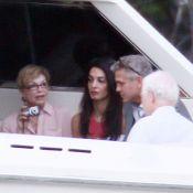 George Clooney et Amal Alamuddin : Une nouvelle étape vers le grand mariage !