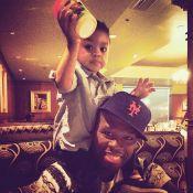 50 Cent : Balade avec son fils, son garde du corps agresse un ado