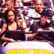 Justin Bieber, bagarreur du dimanche ? Virée à Disneyland comme un gamin !