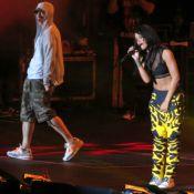 Rihanna : Bombe brûlante avec Eminem pour leur monstrueuse tournée !