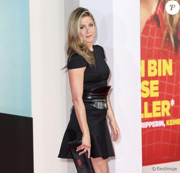 """Jennifer Aniston - Première du film """"We're the Millers"""" à Berlin, le 15 août 2013."""