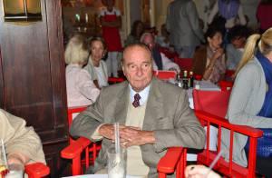 Jacques Chirac : Repos en famille au Maroc, il fait une croix sur Saint-Tropez