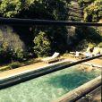 Amel Bent : superbe maison dans le Lubéron pour des vacances farniente avec sa famille