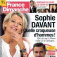 Magazine France Dimanche du 15 au 21 août 2014.
