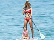 Alessandra Ambrosio : Sexy en bikini pour ses vacances en famille