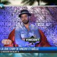 Vincent (SS7) annonce son départ en Belgique pour rejoindre sa douce Gaëlle, lundi 14 avril dans le Mag' d'NRJ 12.