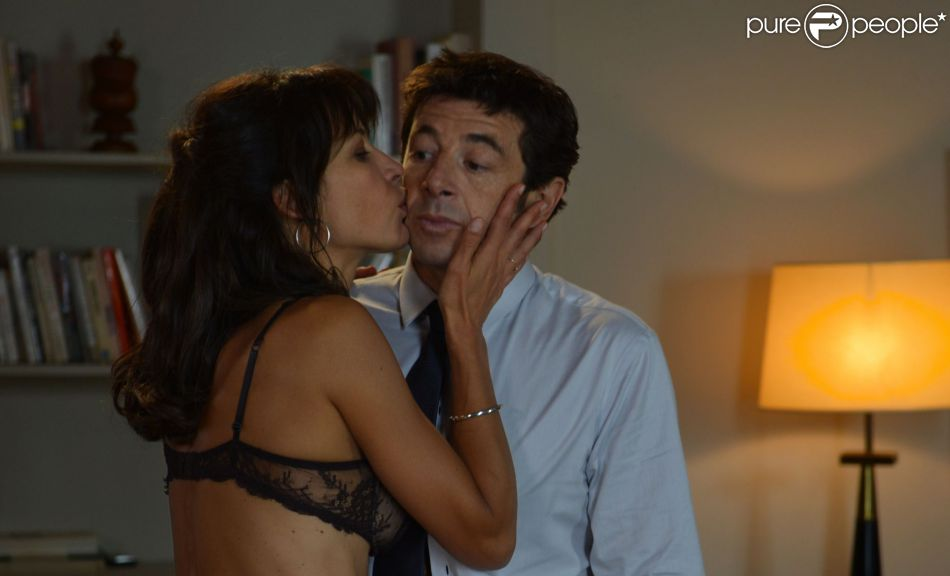 Les plus beaux couples du cinéma français : Patrick Bruel et Sophie Marceau dans  Tu veux ou tu veux pas  en salles le 1er octobre 2014
