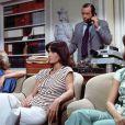 Farrah Fawcett, Kate Jackson, David Doyle et Jaclyn Smith dans la série Drôles de Dames