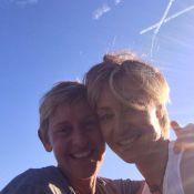 Ellen DeGeneres et Portia De Rossi : Leur 6e anniversaire de mariage au 7e ciel